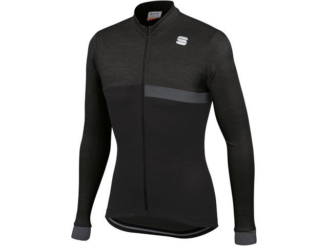 Sportful Giara Thermal Jersey Men black